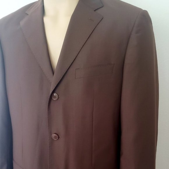 Ermenegildo Zegna Other - Ermenegildo Zegna men's suit 42R NEW brown taupe